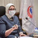 الدكتورة هالة زايد، وزير الصحة والسكان