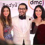 لي لي منى زكي وأحمد حلمي في القاهرة السينمائي 2020