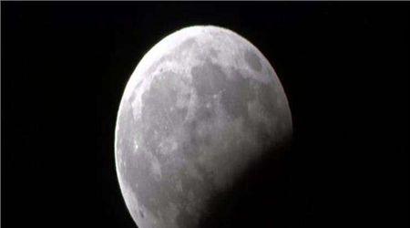 صلاة خسوف القمر