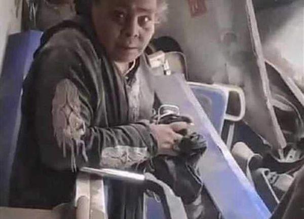 السمرا الراوي المعروفة بسيدة القطار مصابة بكورونا