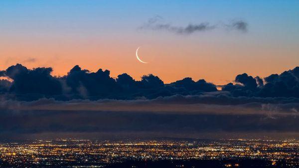 رؤية هلال رمضان 1442