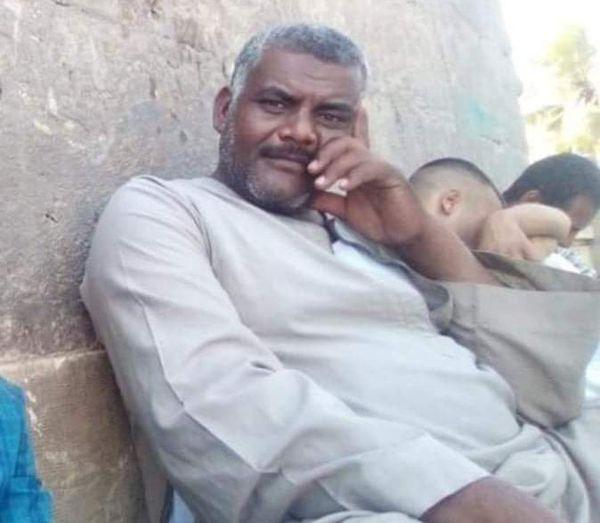 رمضان عبدالسلام ابن قنا أحد ضحايا اتوبيس أسيوط