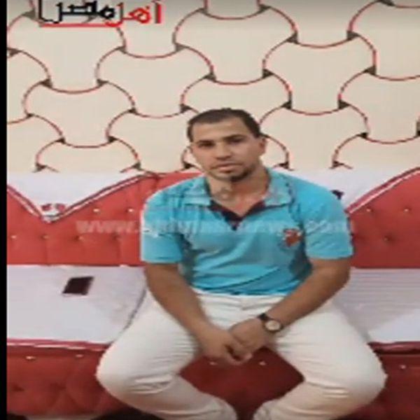 الشاب الأمين وليد محمد حسانين الأحمر ابن قرية البارود الغربى التابعة لمحافظة أسيوط