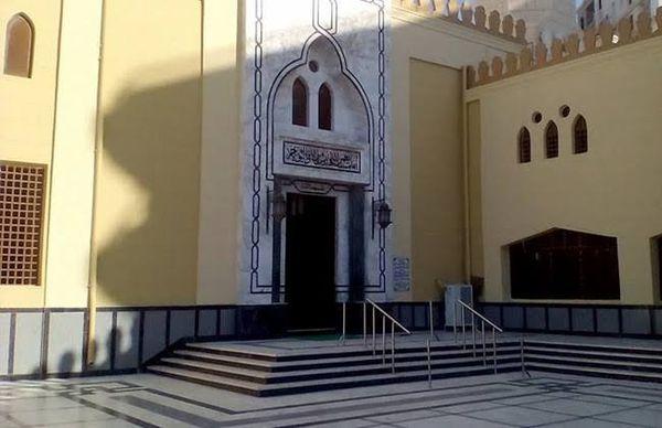 المسجد الكبير بمطروح