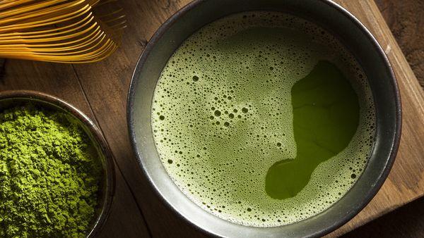 بخاخ الشاي الأخضر