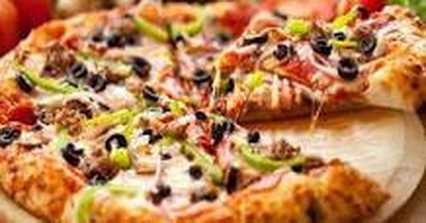 طريقة عمل بيتزا سوبريم