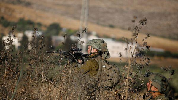 الجيش الاسرائيلي