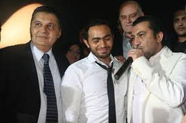 تامر حسني ونصر محروس