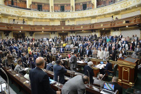 جلسة من مجلس النواب