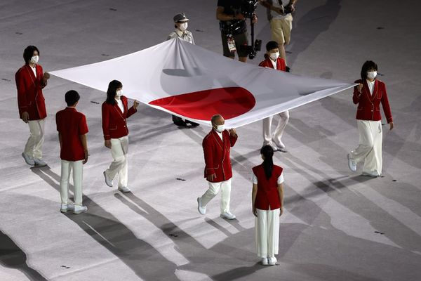 حفل افتتاح اولمبياد طوكيو