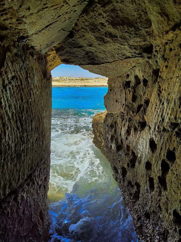 حمام ملكة مصر الجميلة كليوباترا بمطروح