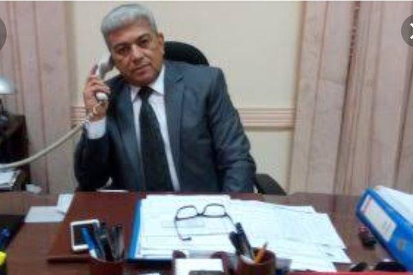 مدير أمن الشرقية الجديد--اللواء محمد والي