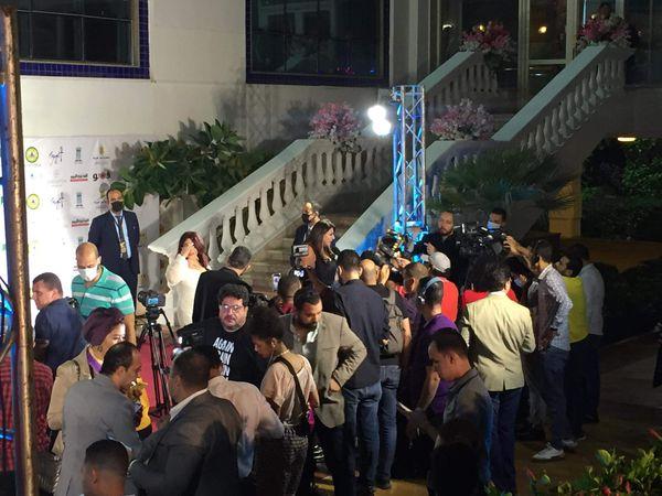 افتتاح مهرجان الإسكندرية السينمائي