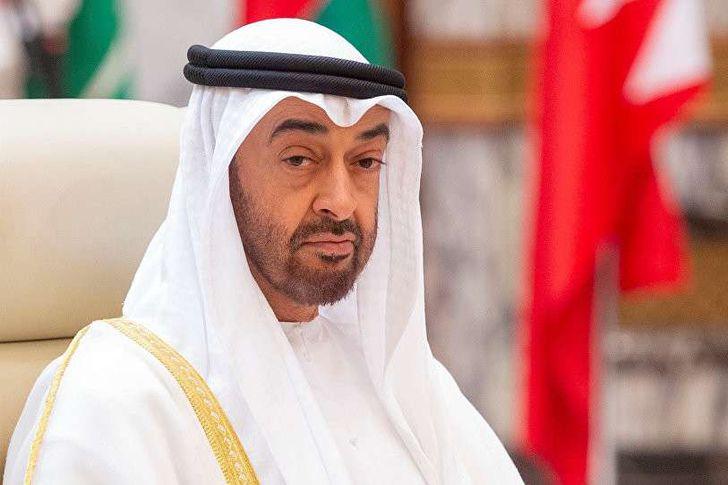 الشيخ محمد بن زايد  ولى عهد أبوظبى
