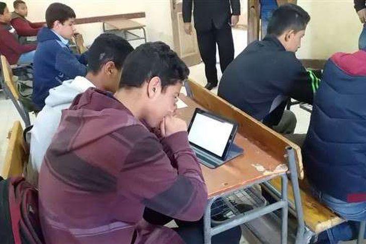امتحانات التابلت 2021