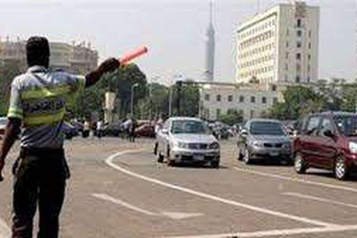 نشرة مرور القاهرة