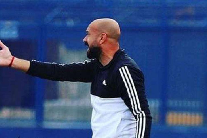 رضا شحاته المدير الفني للفريق الأول لكرة القدم بنادي الجونة
