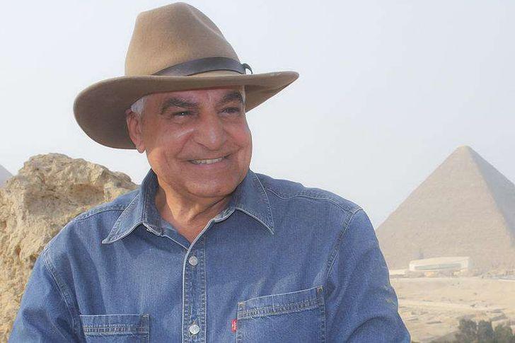 عالم الآثار، الدكتور زاهي حواس