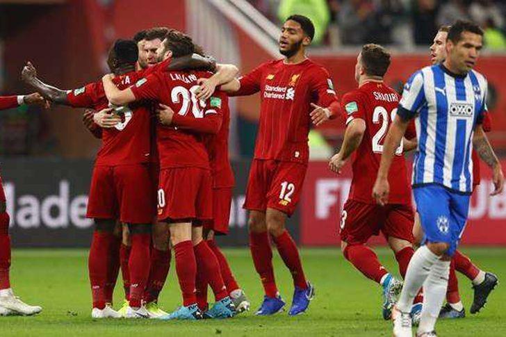 مباراة ليفربول