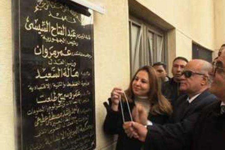 المهندسة غادة مصطفى لبيب نائب وزير الاتصالات للتطوير المؤسس
