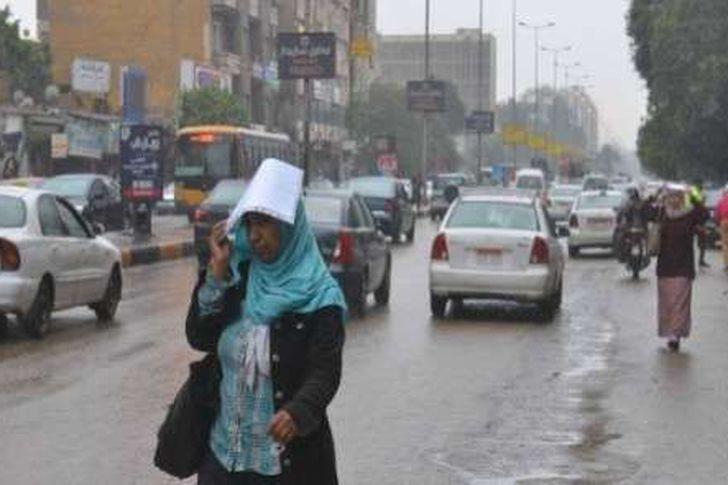 غرف عمليات المرور والخدمات تستعد لسقوط الأمطار على العاصمة أهل مصر