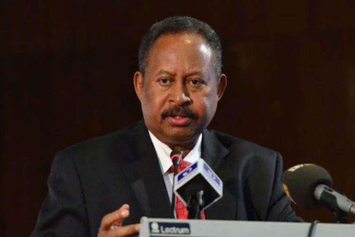 اغتيال حمدوك رئيس وزراء السودان