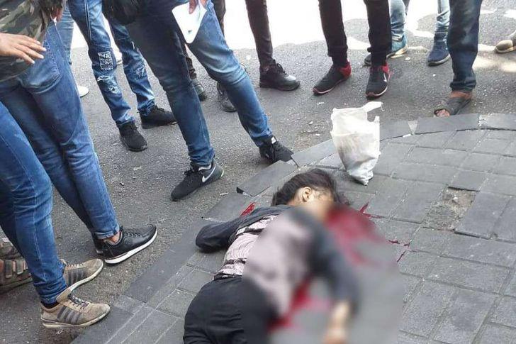 انتحار فتاة سورية