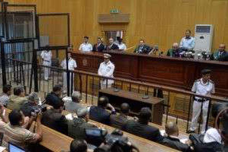 تأجيل جلسة قضية كتائب حلوان - ارشيفية
