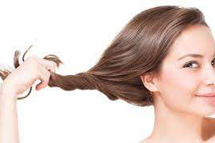 وصفة بسيطة لتنعيم الشعر الخشن