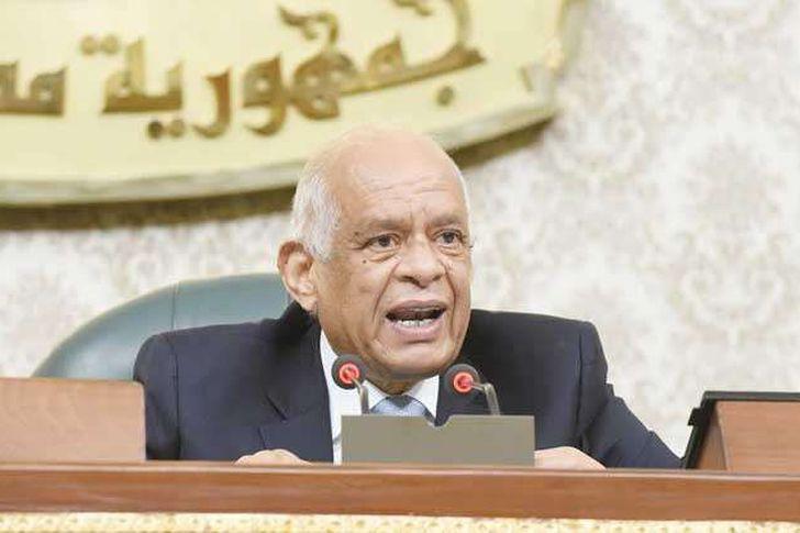 عبد العال رئيس مجلس النواب