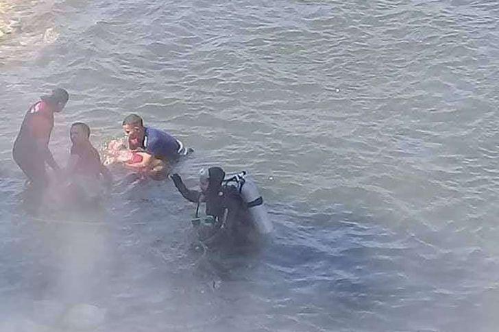 مصرع طالب غرقًا في قنا.. صورة أرشيفية