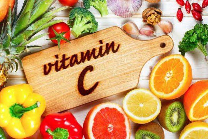أطعمة فيتامين سي
