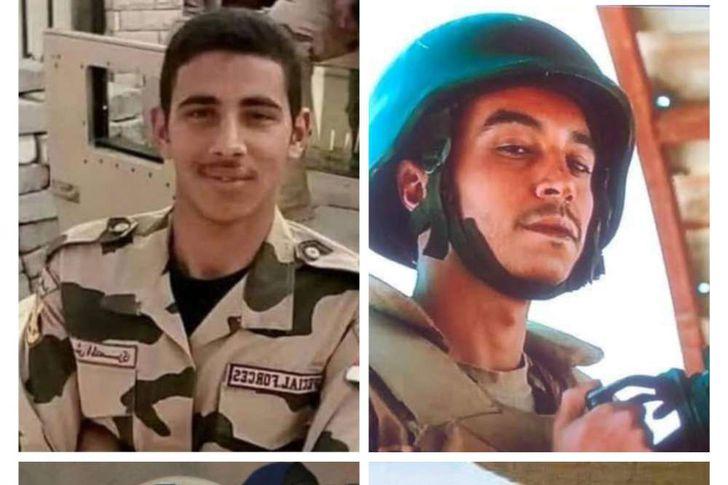 العسكري علي بطل كمين البرث