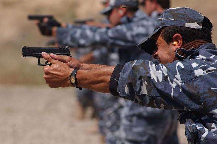 شرطة العراق
