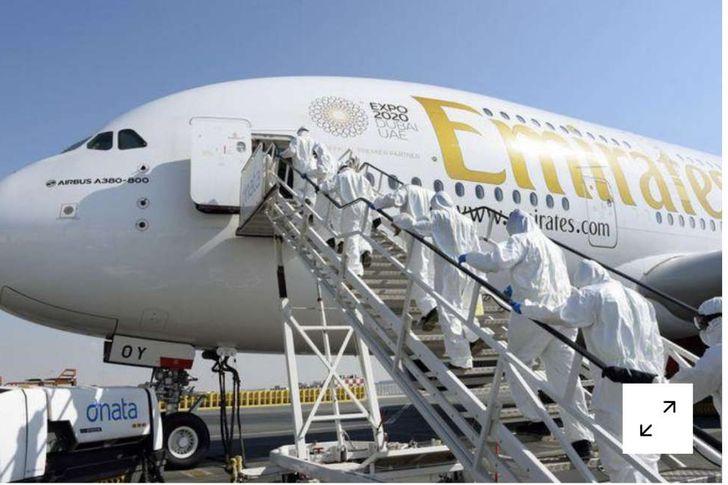 رئيس طيران الإمارات: قطاع الطيران قد يعود نسبياً إلى وضعه الطبيعي خلال عام 2021