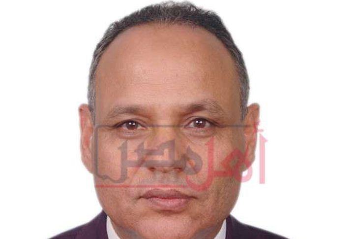 الدكتور محمود صقر رئيس أكاديمية البحث العلمي والتكنولوجيا