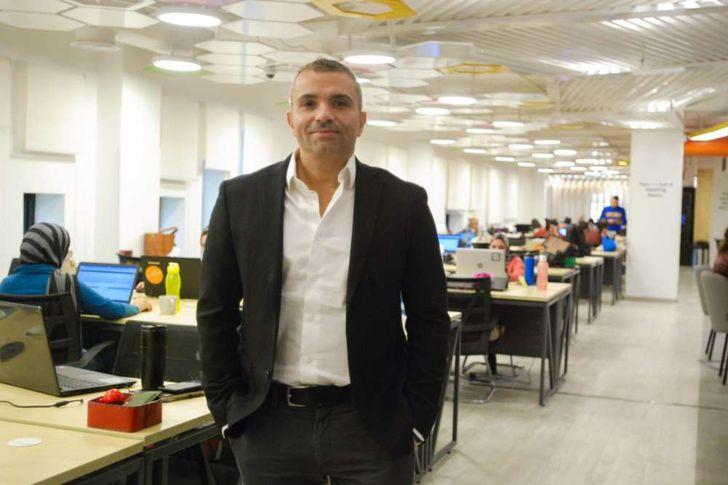 هشام صفوت الرئيس التنفيذى لشركة جوميا