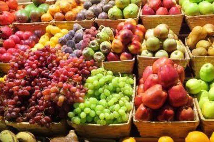أسعار الفاكهة والخضروات اليوم