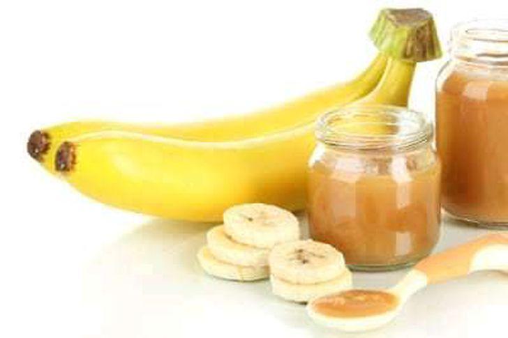 تحضير ماسك الموز للبشرة