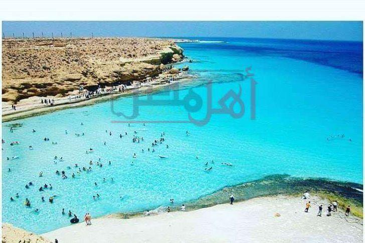 مدينة مرسى مطروح تنفي فتح الشواطئ العامة ولا داعي لاثارة الشائعات
