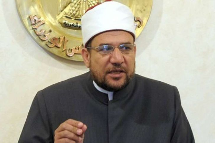 وزير الأوقاف، الدكتور محمد مختار جمعة
