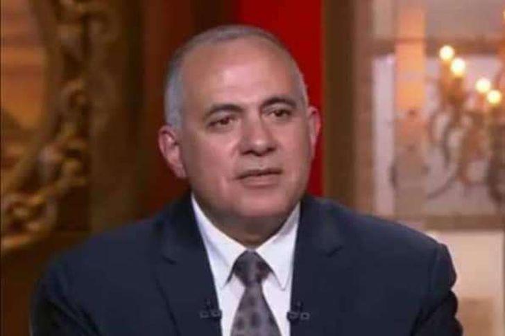 وزير الرى عن لجنة ايراد نهر النيل