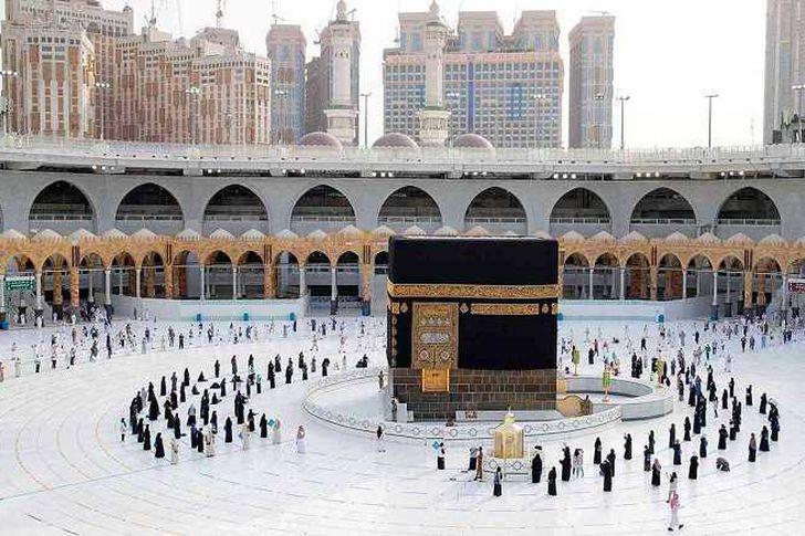 إجراءات السعودية عن عودة العمرة