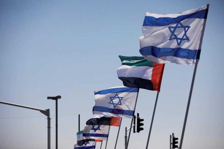 اسرائيل والامارات
