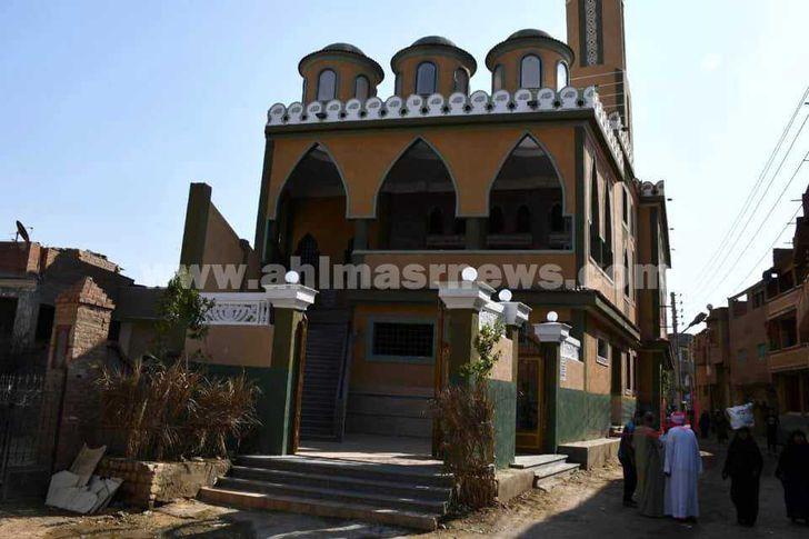 افتتاح مساجد بالفيوم