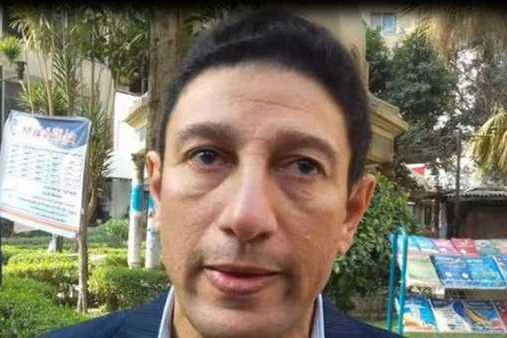 الدكتور خالد سليم، نقيب الأطباء البيطريين