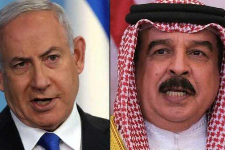 البحرين وإسرائيل