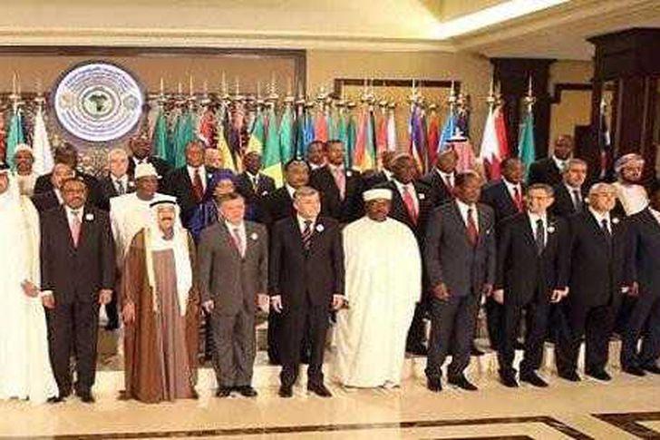الرؤساء العرب