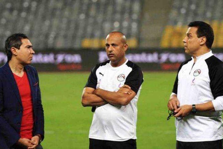 جهاز المنتخب المصري