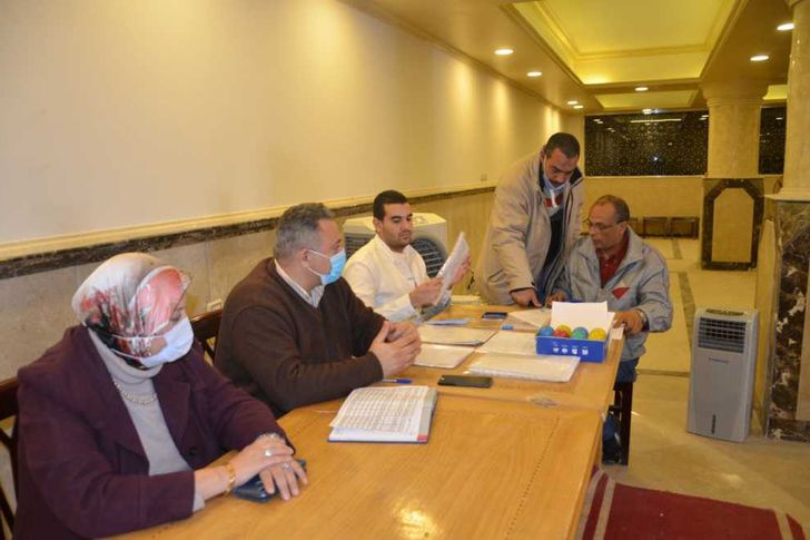 إجراءات تسليم الشقق السكنية ببشاير الخير 3